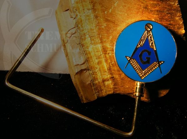 Masonic Purse Holder