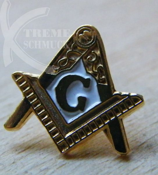 Blue Lodge Pin